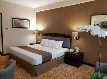 GQ Hotel Yogyakarta Yogyakarta - Deluxe Room Only stay3night