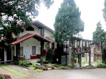 Villa D2 Istana Bunga - Lembang Bandung