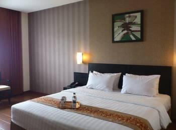 Hotel Royal Victoria Kutai Timur - Deluxe Room SAVE MORE