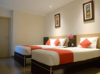 Hotel Mutiara Bandung - Executive Triple Room Only MIN 2N