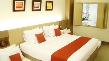 Hotel Mutiara Bandung - Executive Quarto Room Only Today's Promo