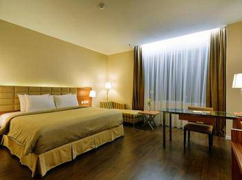 Hotel Dafam  Pekanbaru - Executive Room with Breakfast Regular Plan