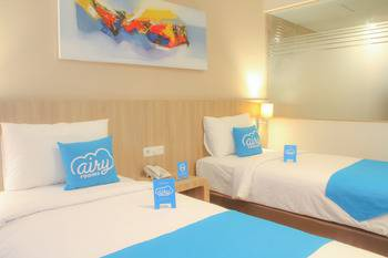 Airy Waru Pondok Maspion Sidoarjo - Superior Twin Room Only Special Promo July 45