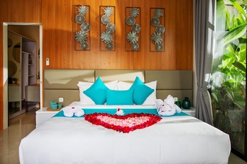 Layali Breeze Villa Bali - Villa 5 Bedroom with Pool Regular Plan