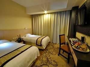 Hermes Palace Hotel Medan - Standard Twin Regular Plan