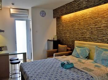 Roomku.com @ Bassura City Apartment Jakarta - Apartment Studio Stay 2 Days discount 35 %
