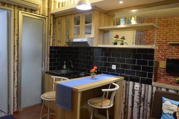 Roomku.com @ Bassura City Apartment Jakarta - Premium two bedroom 2 days 35 persen CHEERS