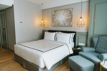 Barito Mansion Jakarta - Deluxe Queen Bed Room Only DELUXE BARITO PROMO