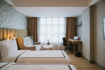 Barito Mansion Jakarta - Executive Twin Bed Room Only EXECUTIVE BARITO PROMO