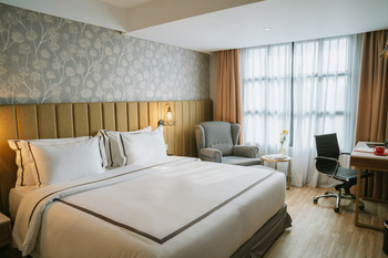 Barito Mansion Jakarta - Junior Suite King Bed Room Breakfast JUNIOR SUITE PROMO