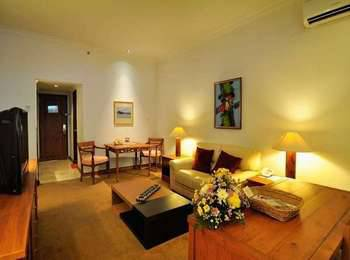 Mesra Business & Resort Hotel Samarinda - Suite Room With Breakfast Reguler (Buffet) Regular Plan