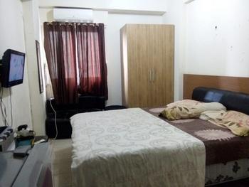 The Suites Metro Apartement by Dudi EGF 15 Bandung - Studio standard Regular Plan