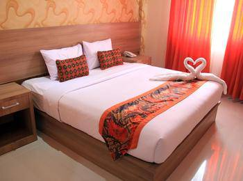 New d'Dhave Hotel Padang - Junior Suite King Regular Plan