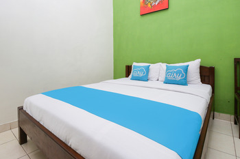 Airy Denpasar Utara Pondok Indah 99 Bali - Double Double Room Only Regular Plan