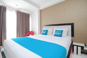 Airy Sario Pierre Tendean Boulevard Manado - Deluxe Double Room Only Special Promo Mar 5