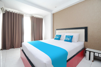 Airy Sario Pierre Tendean Boulevard Manado - Superior Double Room Only Special Promo Mar 5