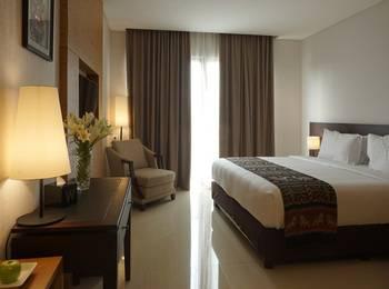 Hotel Wimarion Semarang Semarang - Deluxe Room Double Bed with Breakfast  Regular Plan
