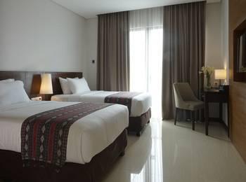 Hotel Wimarion Semarang Semarang - Deluxe Room Twin Beds - Room Only  Regular Plan