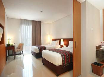 Hotel Wimarion Semarang Semarang - Deluxe Room with Breakfast  Regular Plan