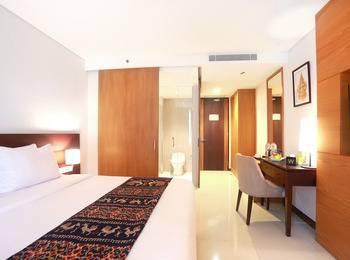 Hotel Wimarion Semarang Semarang - Deluxe Room - Room Only  Regular Plan