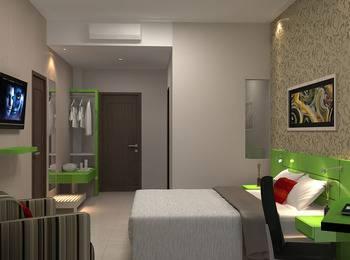 Hotel Pandanaran Yogyakarta - Budget Double - Room Only Regular Plan