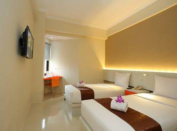 Pandanaran Prawirotaman Yogyakarta - Superior Twin - Room Only Regular Plan
