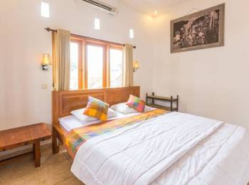 Suarsena Bungalows Ubud - Standard Double with Fan Stay Longer Promotion !