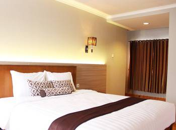 Front One Resort Wisma Aji Yogyakarta - Deluxe Room Only (Double/Twin Bed) Regular Plan