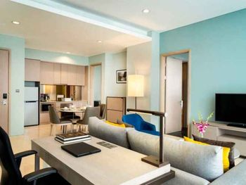 Crowne Plaza Jakarta Residences Jakarta - One Bedroom Apartment With Balcony Room Only Always On