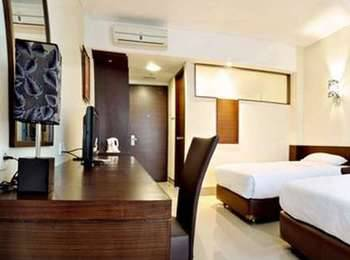 Bamboo Inn Hotel & Cafe Jakarta - Grand Deluxe Room Twin Bed  Regular Plan