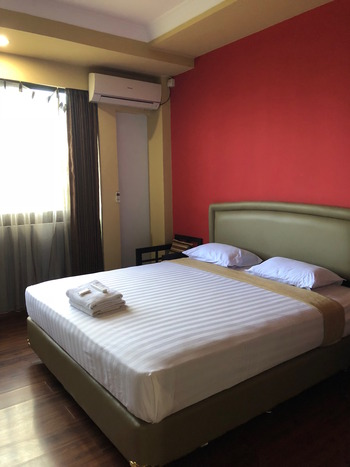 Hotel Paradise Tarakan Tarakan - Executive One Double Regular Plan