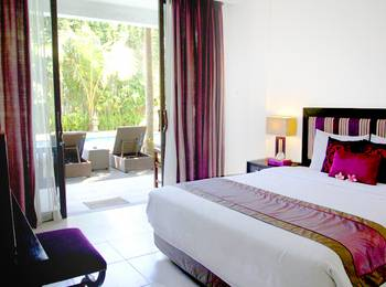 Puri Maharani Boutique Hotel Bali - Superior Room Upstairs Room Only Best Deal Guarantee