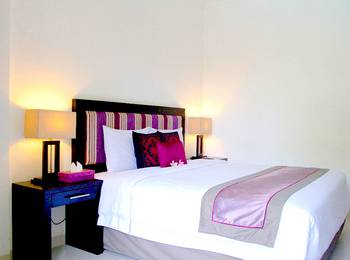 Puri Maharani Boutique Hotel Bali - Superior Room Upstairs Best Deal Guarantee