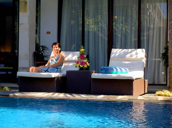 Asana Puri Maharani Hotel Bali - Superior Pool View Room Only Last Minute 3 Days