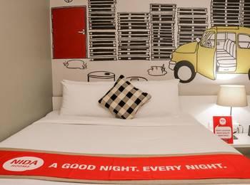 NIDA Rooms Cicendo Trade Center Bandung - Double Room Single Occupancy Special Promo