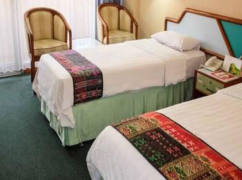 Hotel Marcopolo Jakarta - Standard Twin Room  Regular Plan