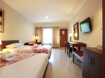 Ono's Hotel Cirebon - Superior Twin Room Regular Plan