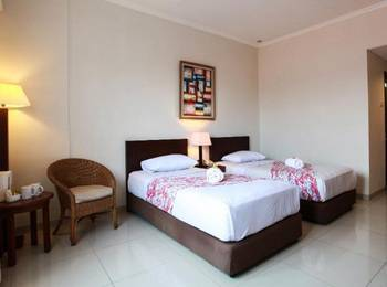 Ono's Hotel Cirebon - Standard Twin Room Regular Plan
