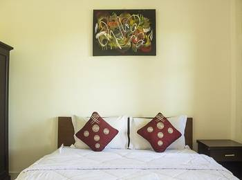 Pondok Anyar Inn Bali - Standard Twin / Double Room Only Non Refundable Promo 60%