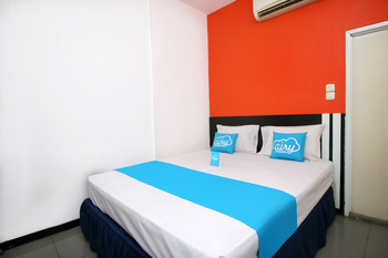 Airy Kertak Baru Ilir Lambung Mangkurat 19B Banjarmasin - Deluxe Double Room Only Regular Plan