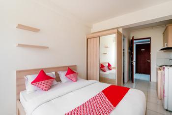 OYO 2942 Apartement River View Jababeka Bekasi - Standard Double Room Regular Plan