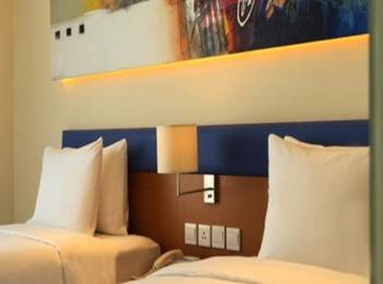 Hotel Zia Bali Kuta Bali - Joy Room Twin Basic Deal 48% Discount