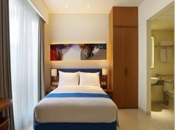 Hotel Zia Bali Kuta Bali - Joy Room Double Basic Deal 48% Discount