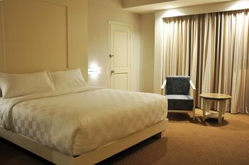 Beverly Hotel Batam Batam - Deluxe Double Room Only Promo Hepi