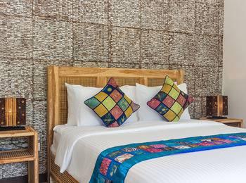 Kura Kura Resort Lombok - standard room diskonnya bikin klepek klepek !ek !