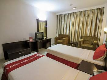 NIDA Rooms Ratulangi 17 Trans Studio Makassar - Double Room Double Occupancy Special Promo