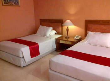 Istana Nelayan South Tangerang - Deluxe Twin Room Only Regular Plan