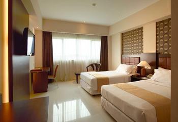 Istana Nelayan Tangerang - Deluxe Twin Room Only Regular Plan
