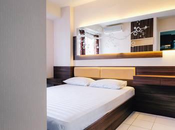 Apartemen Kalibata City Residence By Hoostia Jakarta - Family Two Bedroom Regular Plan