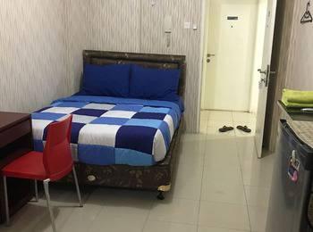 Apartemen Kalibata City Residence By Hoostia Jakarta - One Bedroom Regular Plan